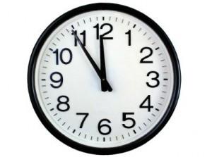Uhr Schuhgeschäft Kelkheim